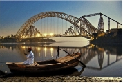 Lansdowne Bridge of Rohri