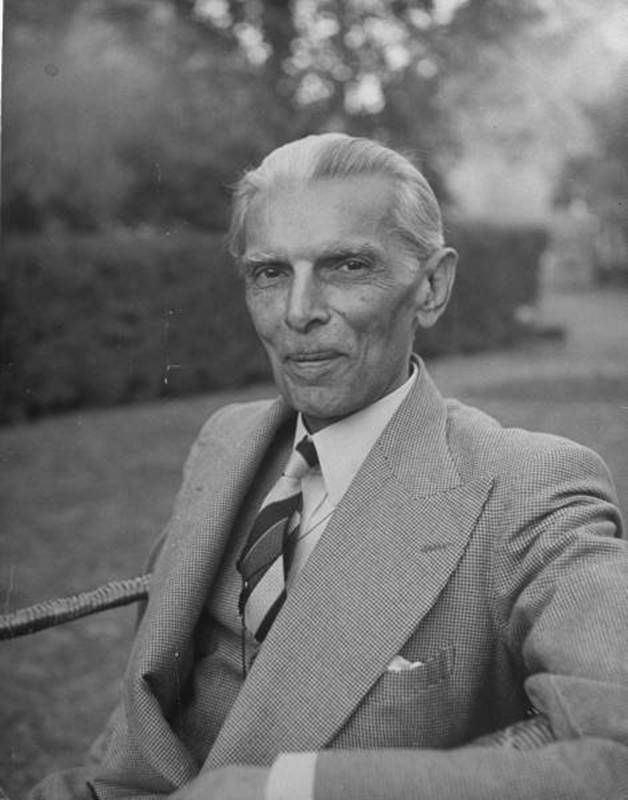 Muhammad Ali Jinnah Quaid E Azam Rare Pictures Freelance