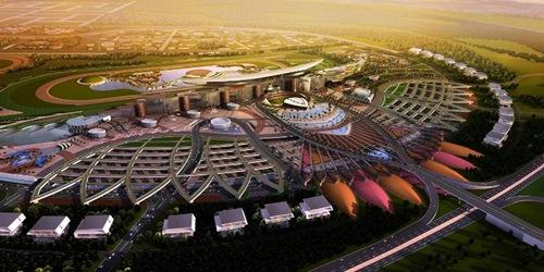 Meydan Racecourse Dubai, UAE