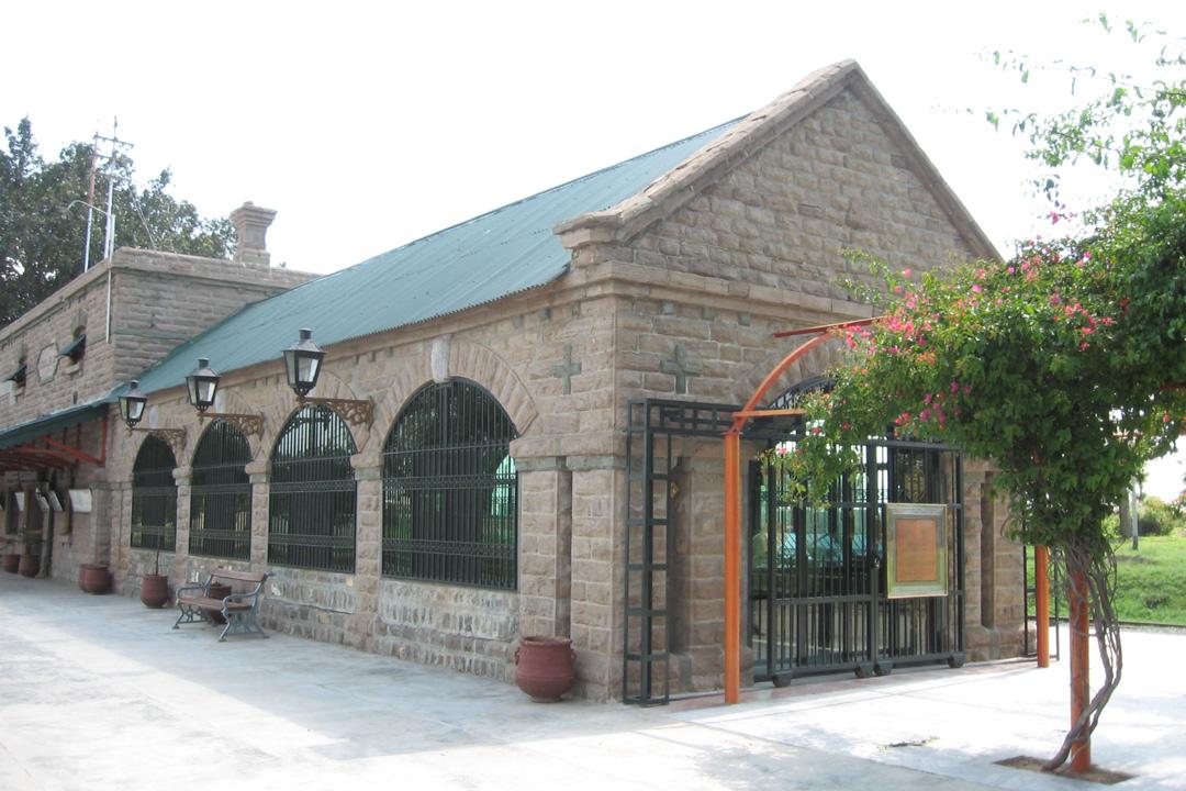 Golra_Sharif_Railway_Museum_1