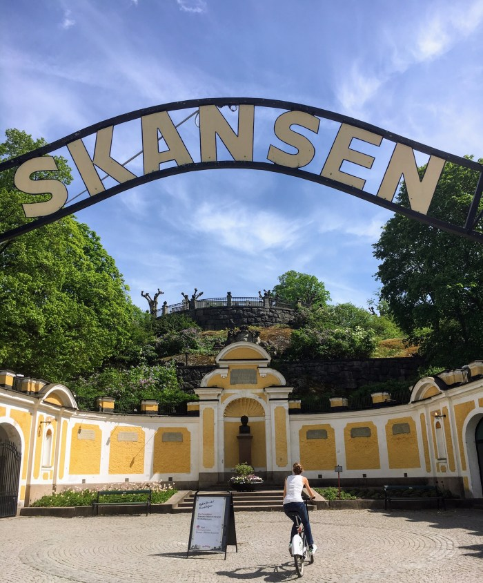 Skansen Park, Stockholm
