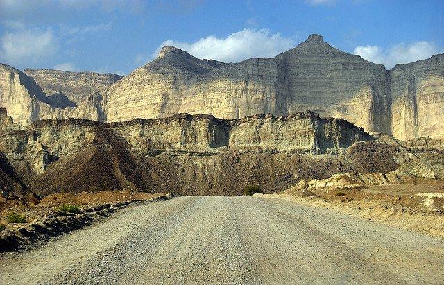 Hingol National Park Baluchistan