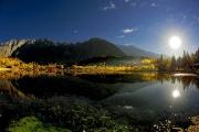 Kachura Lake Skardu District of Gilgit Baltistan