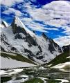 Laila Peak Hushe Karakoram Range