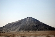 Mud Volcano Baluchistan