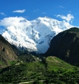 Rakaposhi Nagar Valley