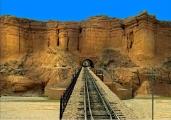 Rohri to Quetta Railway track