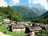Village Halmet Neelum Valley
