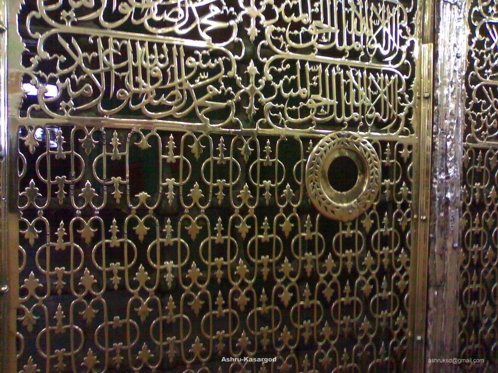 Masjid Al Nabawi in Madinah - Saudi Arabia (Prophet's Shrine)