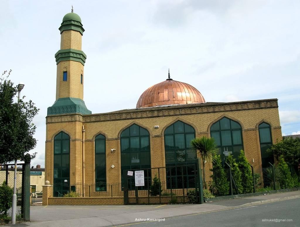 Masjid An Nour Mosque in Preston - England