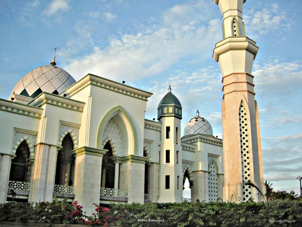 Mesjid Raya in Makassar - Indonesia
