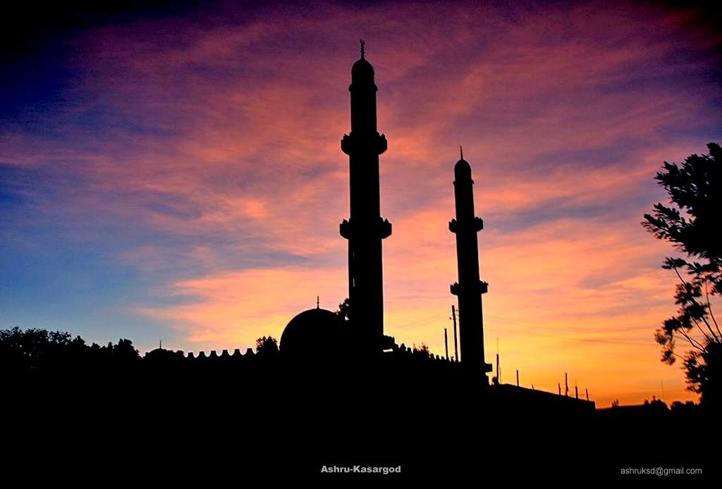 Mosque in Ethiopia