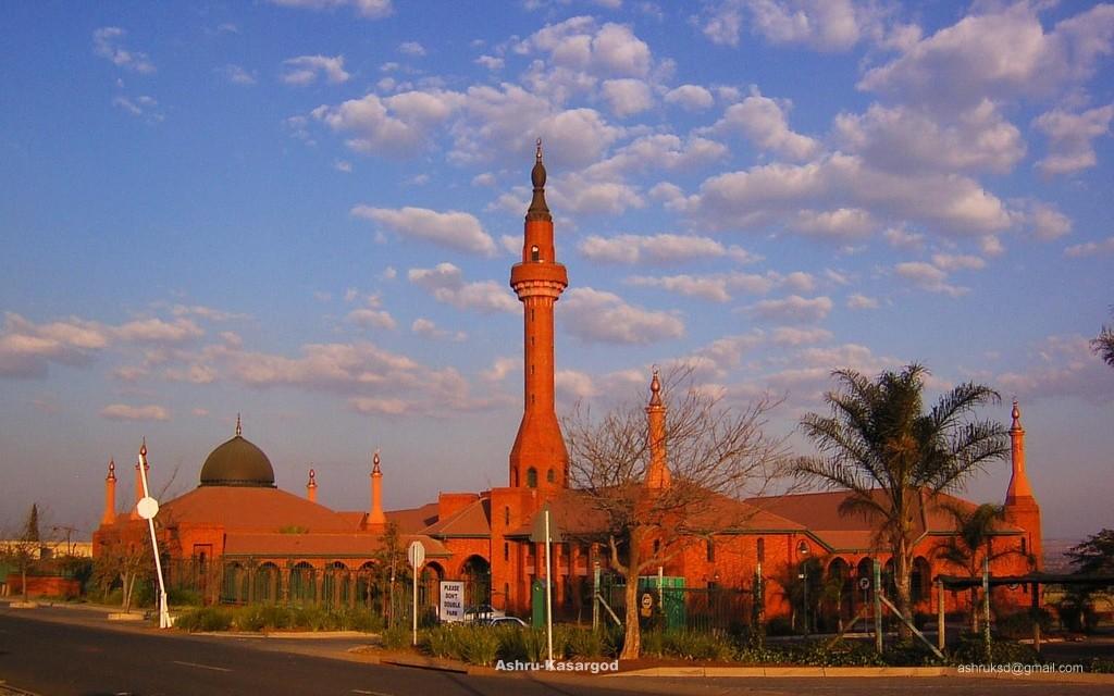 Mosque in Gauteng - South Africa