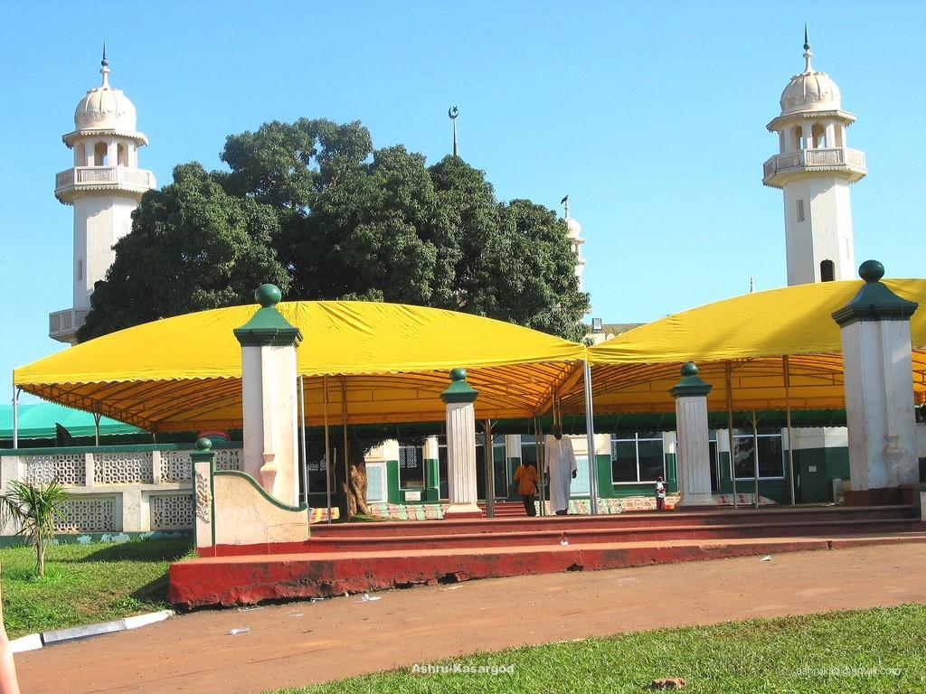 Mosque in Kampala - Uganda