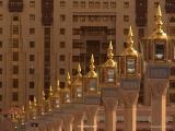 Masjid Al Nabawi in Madinah - Saudi Arabia (lantern)
