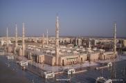 Masjid Al Nabawi in Madinah - Saudi Arabia