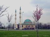 Mawlana Mosque in Rotterdam - Netherlands