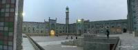 Mawlana Yakub Charki Mosque (panorama)