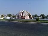 Monument in Makkah - Saudi Arabia