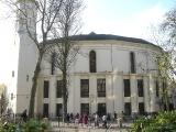 Mosque in Brussels - Belgium