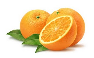 orange (source of Vitamin C)