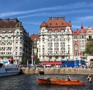 Explore Stockholm, Spain